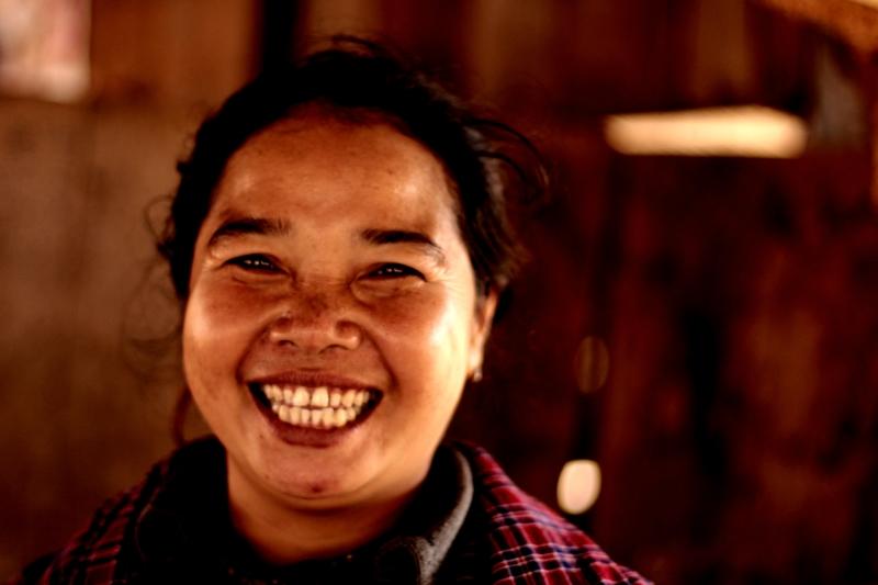 Le pays du sourire